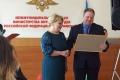 Сотрудницы полиции получили ведомственные награды