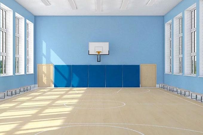 В Зауралье отремонтируют 16 спортзалов сельских школ и обустроят две спортивные площадки