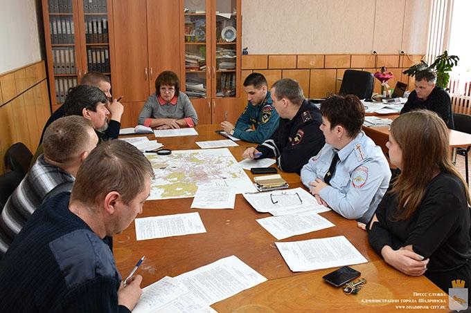 В организацию дорожного движения в Шадринске будут внесены изменения
