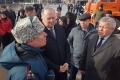 В Курган прибыли полномочный представитель президента РФ Николай Цуканов и главы регионов УрФО