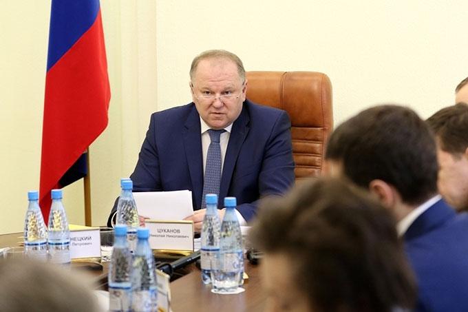 Николай Цуканов: «Курганская область может стать пилотной площадкой по продовольственной безопасности УрФО»