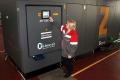 На ШААЗе внедрена автоматизированная система управления компрессорным хозяйством