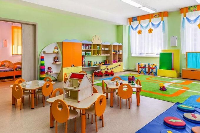 В Курганской области построят 9 детских садов