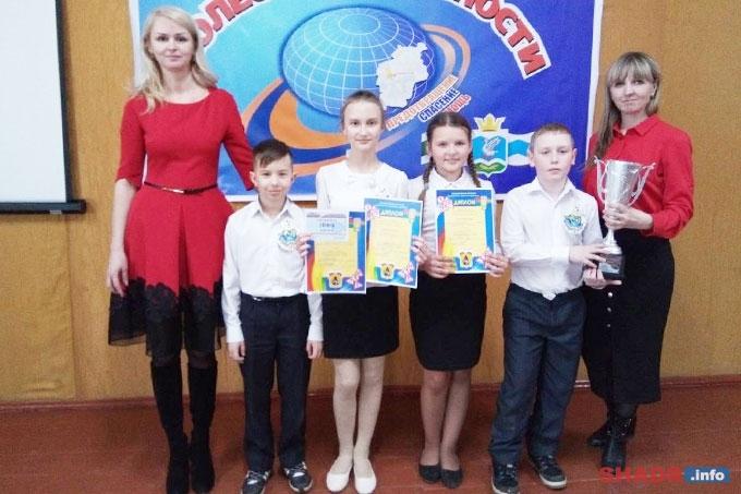 Юные инспекторы движения из Ключевской школы выступят на областном этапе