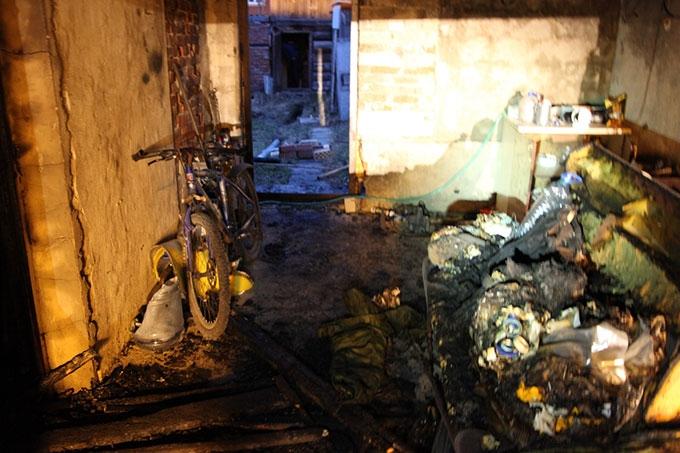 У террористов находились автоматы и взрывные устройства