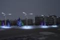 В центральной части Шадринска заменят уличное освещение