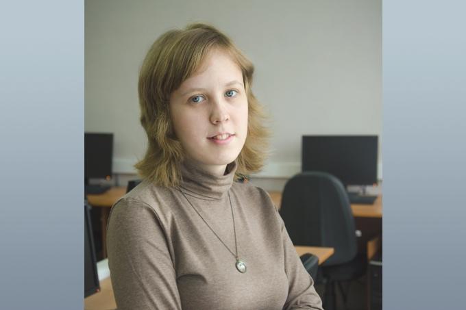 Алёна Назимова: «Девушки-программисты — это редкость»
