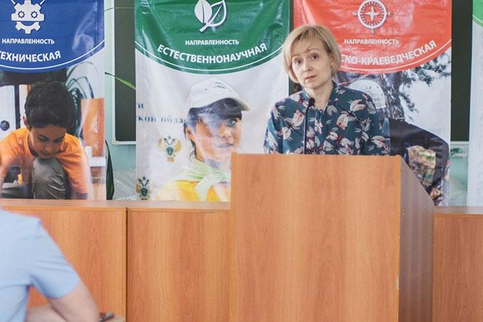Станция юных техников — победитель областного конкурса