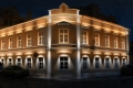 У исторических зданий Шадринска появится подсветка