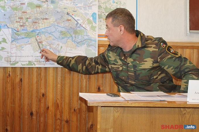 Александр Фадеев: «Пик паводка пройден, но расслабляться не стоит»