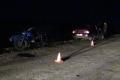 Пьяный водитель мотоцикла наехал на стоящий автомобиль