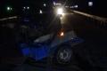 Столкновение BMW и мотоблока: два человека погибли