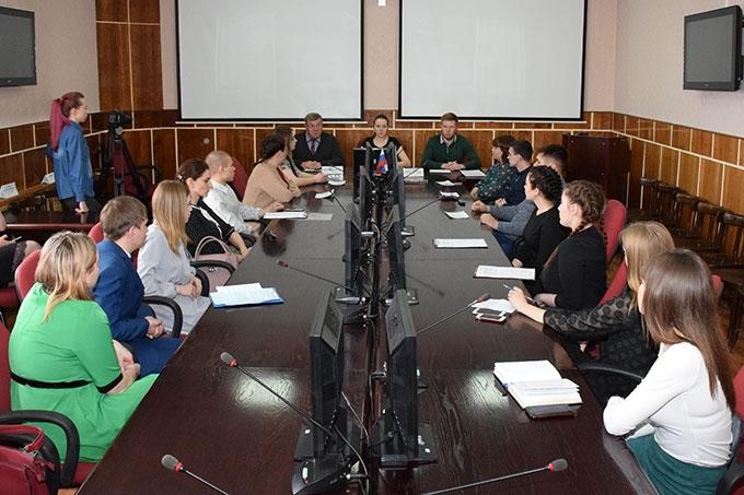 Молодёжная палата организовала парламентский час