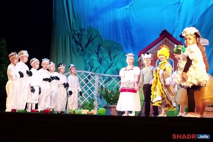 В Шадринске стартовал открытый фестиваль-конкурс любительских театральных коллективов «Театральная весна – 2019»