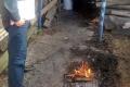Граждане продолжают игнорировать требования пожарной безопасности