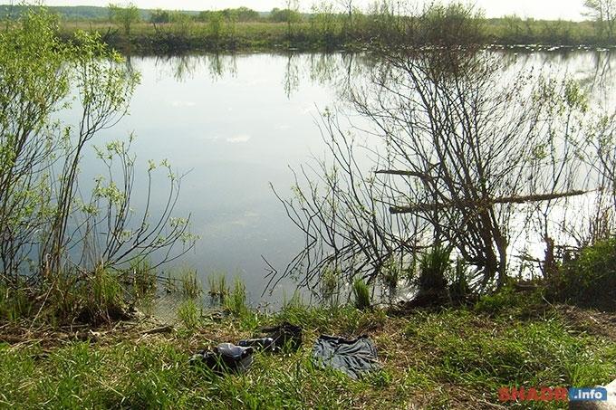 В Шадринске утонул мужчина