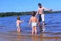 Безопасность детей на водоёме — ответственность родителей
