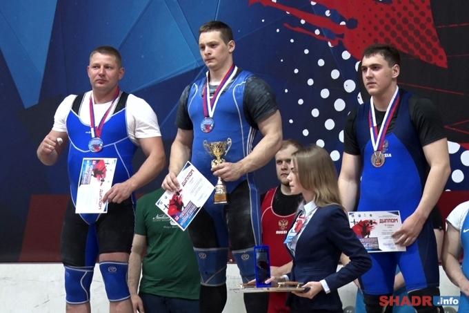 Тяжелоатлеты Курганской области — победители чемпионата УрФО