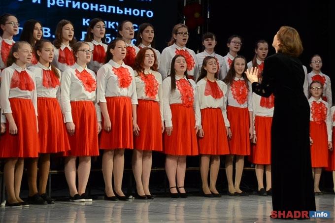 Шадринской детской музыкальной школе исполнилось 75 лет