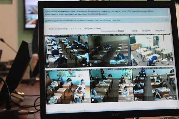Онлайн-трансляцию ЕГЭ в Зауралье обеспечат 720 IP камер «Ростелекома»
