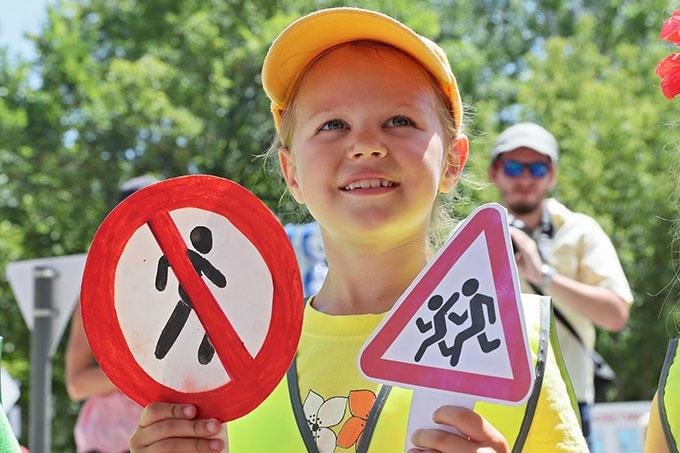 В этом году зарегистрировано 7 ДТП с участием детей