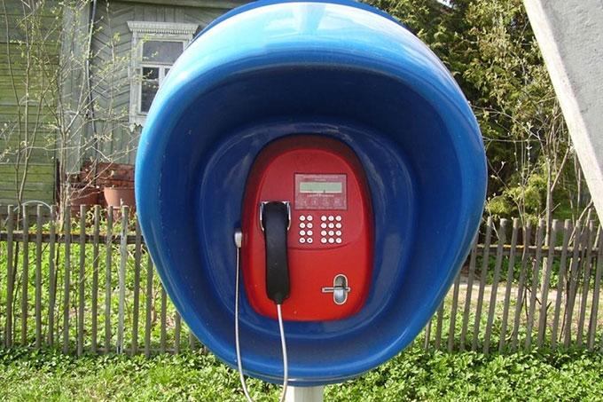Звонки с уличных таксофонов станут бесплатными