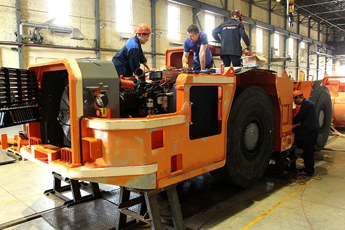 В 2019 году ШААЗ планирует выпустить шесть погрузочно-доставочных машин ПДМ10-УГМК