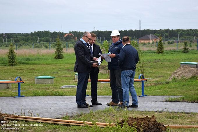 Строительство ледовой арены в Шадринске начнется в начале июля
