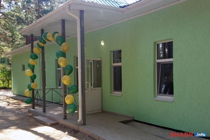 В лагере «Салют» обновлены еще два жилых корпуса