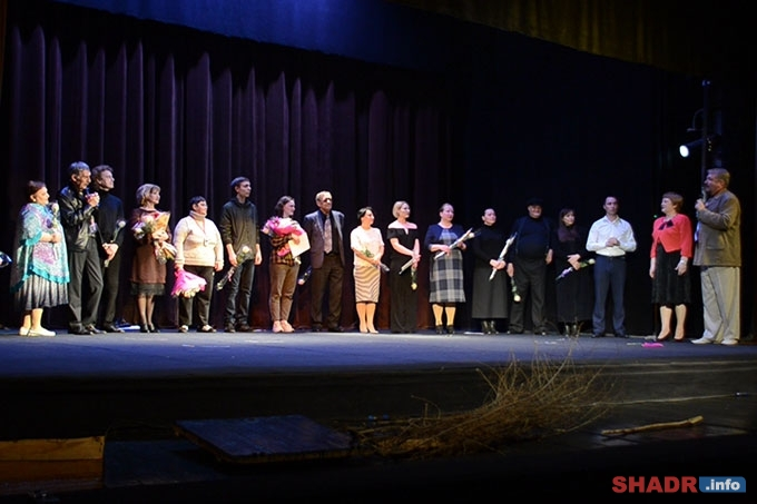 В Шадринском драматическом театре завершился 122-й сезон