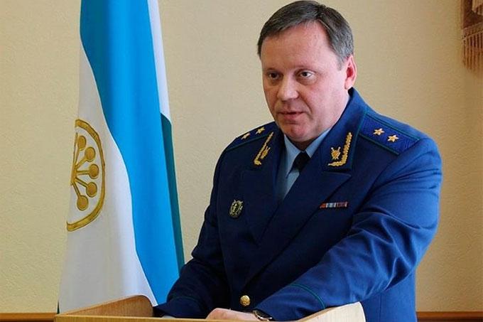 Прокурором Курганской области назначен Андрей Назаров