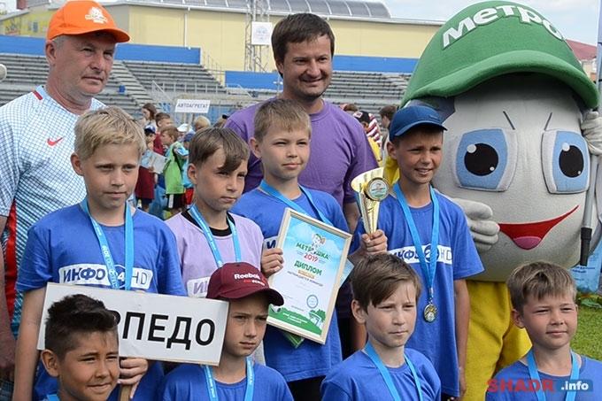 """Футбольная команда телеканала """"ИНФО 24"""" отправится на зональную квалификацию"""