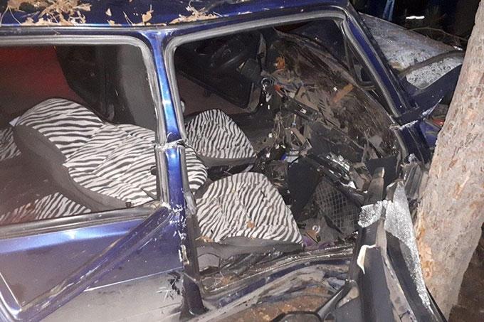 В Кетовском районе в ДТП погиб мужчина