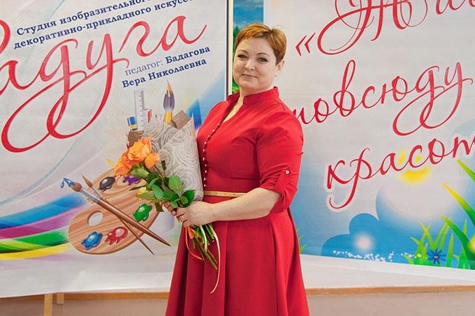 Вера Бадагова стала победительницей всероссийского конкурса «Семья – душа России»
