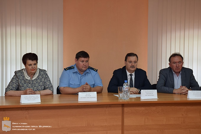 Василий Григорьев - новый руководитель межрайонной прокуратуры
