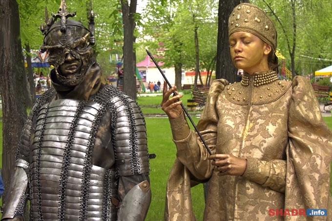 Москва приглашает Елену Прекрасную на фестиваль