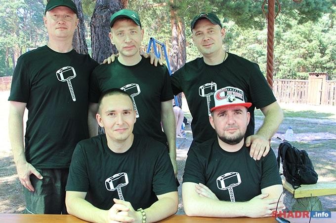 Биатлон на жаре и калач-логотип: На ШААЗе прошло интеллектуально-спортивное троеборье