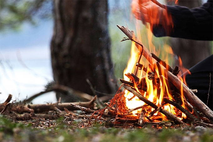 Вновь объявлена высокая пожарная опасность