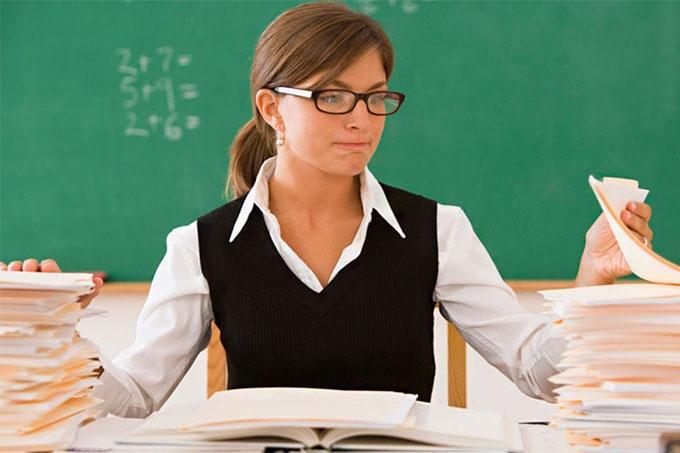 Опубликована средняя заработная плата педагогов