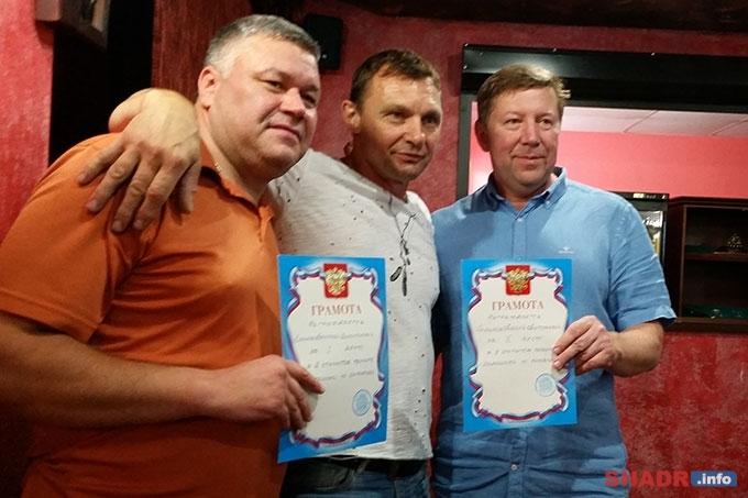 Александр Кулаков - победитель IX открытого турнира по бильярду