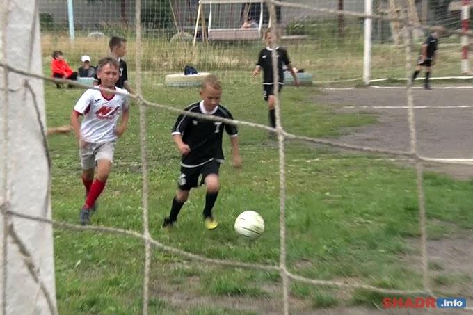 В Северном поселке прошел открытый турнир по футболу