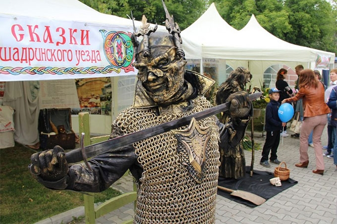 В День города будет испечен пряник с изображением герба Шадринска