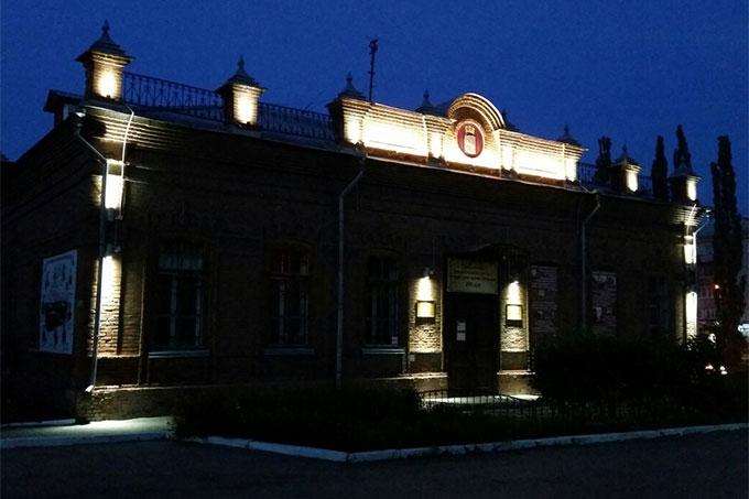 Энергетики сделали подарок Шадринску ко Дню города