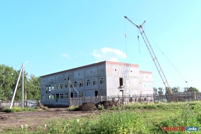 До конца года в Курганской области планируют построить 8 детсадов