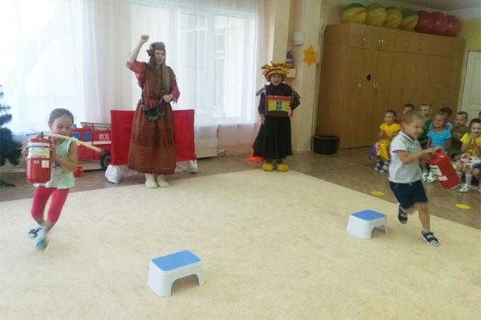 С 21 августа по 20 сентября проводится Месячник безопасности детей