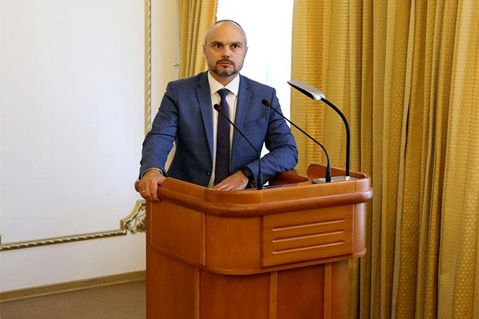Роман Емполов возглавил управление Министерства юстиции России по Курганской области