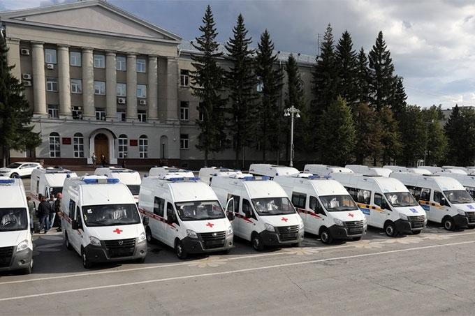 В Шадринске появятся новые машины «Скорой помощи»