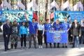 Команда из школы №13 - победители в слете «Юный спасатель»