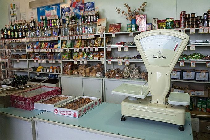Происходит массовое закрытие сельских магазинов