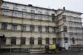 Реконструкция фасадов учреждений образования продолжается